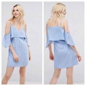 ASOS State of Being Cold Shoulder Dress